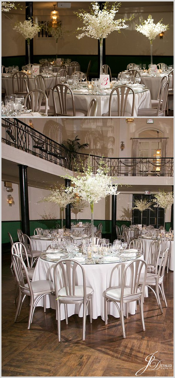 Chicago Womens Athletic Club Wedding JDetailed Events