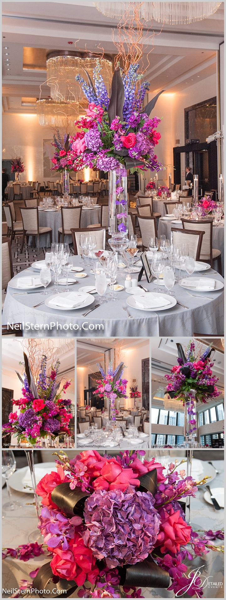 Langham Hotel Chicago Wedding